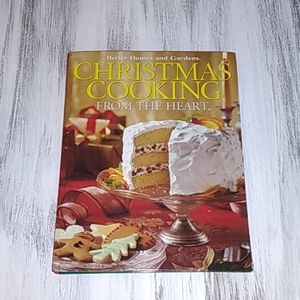 Better homes and gardens cookbook. Christmas cook